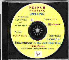 [french parsing, spelling]